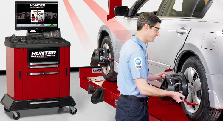hawkeye elite wheel alignment system 2
