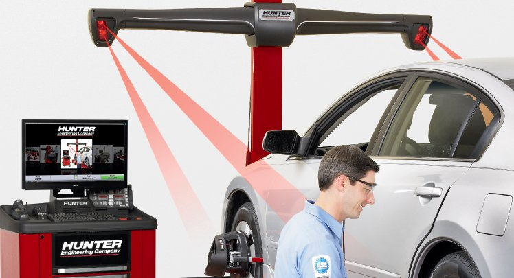 hawkeye elite wheel alignment system